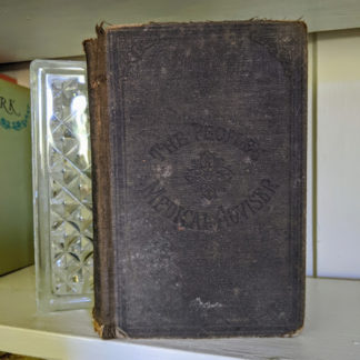 1895 The Peoples Common Sense Medical Adviser by R.V. Pierce M.D.