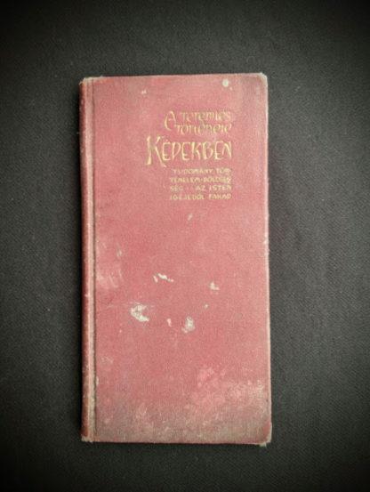1914 Hungarian Bible - A SZÁZADOK LATKÉPE VAGY - A TEREMTÉS MÜVE KÉPEKBEN