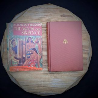 1943 The Moon and Sixpence by W. Somerset Maugham - Photo-Play Edition