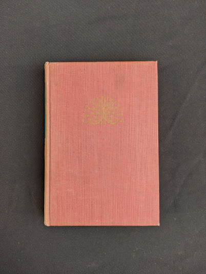 1945 First Edition The Peacock Sheds His Tail by Alice Tisdale Hobart