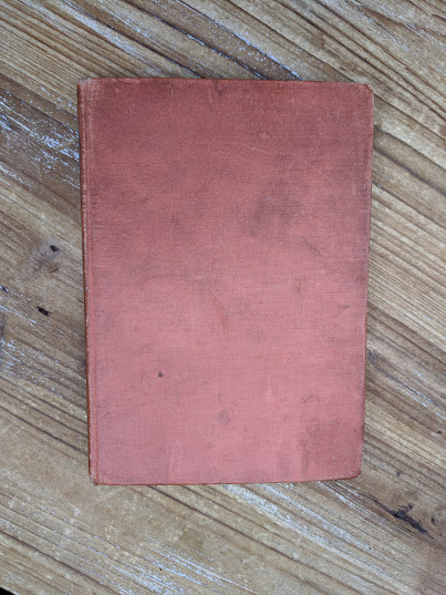 Backside of an Undated copy of Lady Patience - A Story for Girls by F.S. Hollings - Blackie and Sons Limited