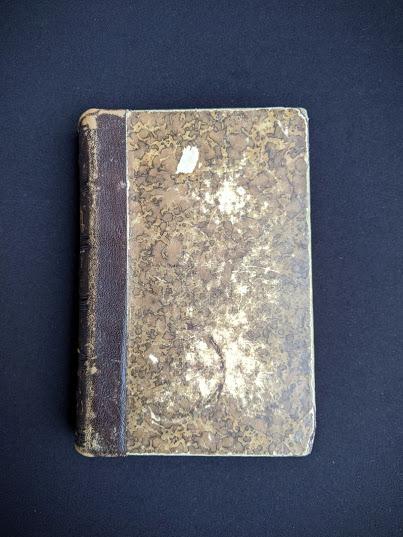 Front Cover - 1870 Sämtliche Werke - Heinrich Heine - German Book