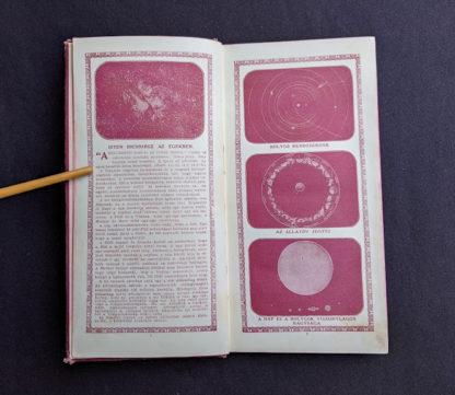 ISTEN DICSOSEGE AZ EGEKBEN - 1914 Hungarian Bible - A SZÁZADOK LATKÉPE VAGY - A TEREMTÉS MÜVE KÉPEKBEN