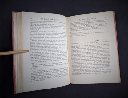 page 150 and 151 - 1945 First Edition The Peacock Sheds His Tail by Alice Tisdale Hobart