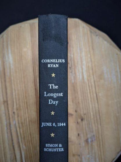 1959 copy of The Longest Day June 6 1944 by Cornelius Ryan - Simon & Schuster
