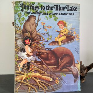 1973 Journey to the Blue Lake - The Adventures of Dinky and Flora