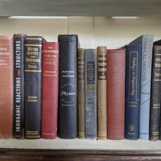 Antiquarian Textbooks and Manuals for sale at Ash Tree Books