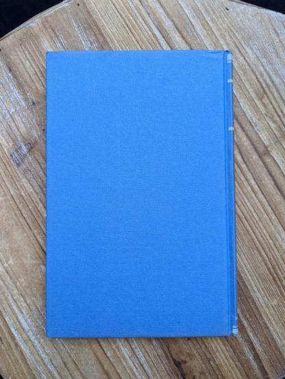 backside of book - 1960 The Salt Water Men - Canadas Deep Sea Sailors by Joseph Schull