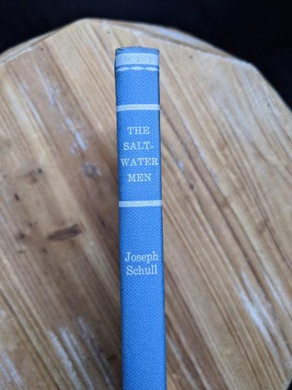 upper spine view - 1960 The Salt Water Men - Canadas Deep Sea Sailors by Joseph Schull
