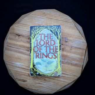 1975 The Lord of the Rings J. R.R. Tolkien fifteenth impression - uncommon copy