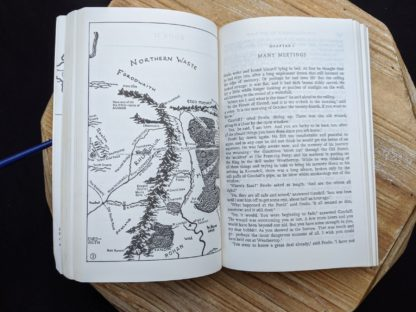 Northern Waste - 1975 The Lord of the Rings J. R.R. Tolkien fifteenth impression - uncommon copy