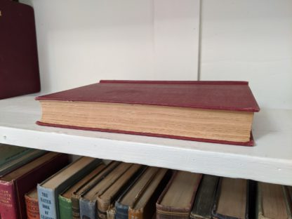 Textblock view - 1930 copy of The Philosophical Theory of the State by Bernard Bosanquet - signed by H. S. Harris