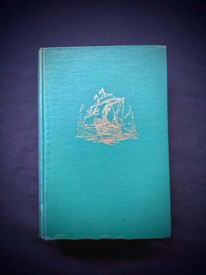 1940 To the Indies by C.S. Forester - First Canadian Edition - published by S.J. Reginald Saunders - front cover