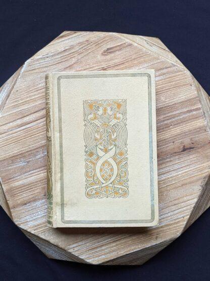 1935 De Weg tot Elkander by Trygve Gulbranssen - third book of the trilogy - First Edition - front cover