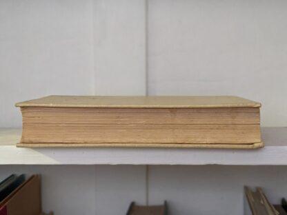textblock view - 1935 De Weg tot Elkander by Trygve Gulbranssen - third book of the trilogy - First Edition