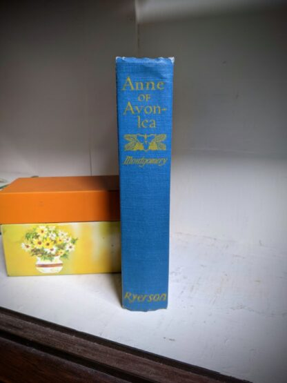 1947 Anne of Avonlea by Montgomery - Spine View
