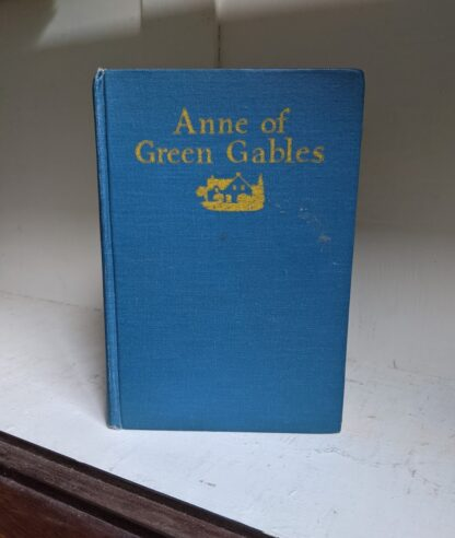 1948 copy of Anne of Green Gables by Montgomery published by Ryerson Press