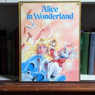 1985 Alice in Wonderland - Ottenheimer Publishers - Printed in Italy