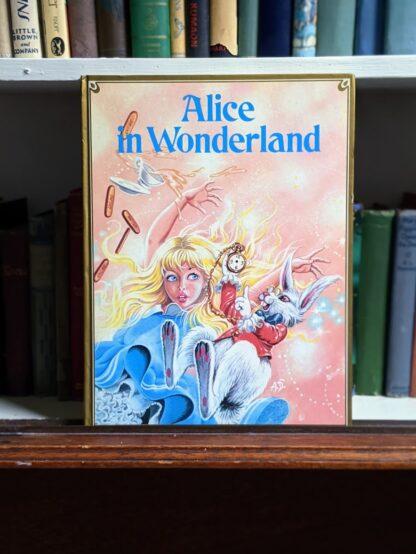 1985 Alice in Wonderland - Ottenheimer Publishers - Printed in Italy