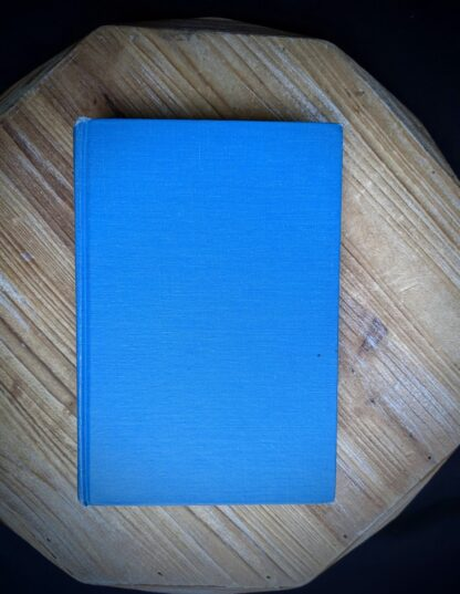 backside of the book - 1947 Anne of Avonlea by Montgomery