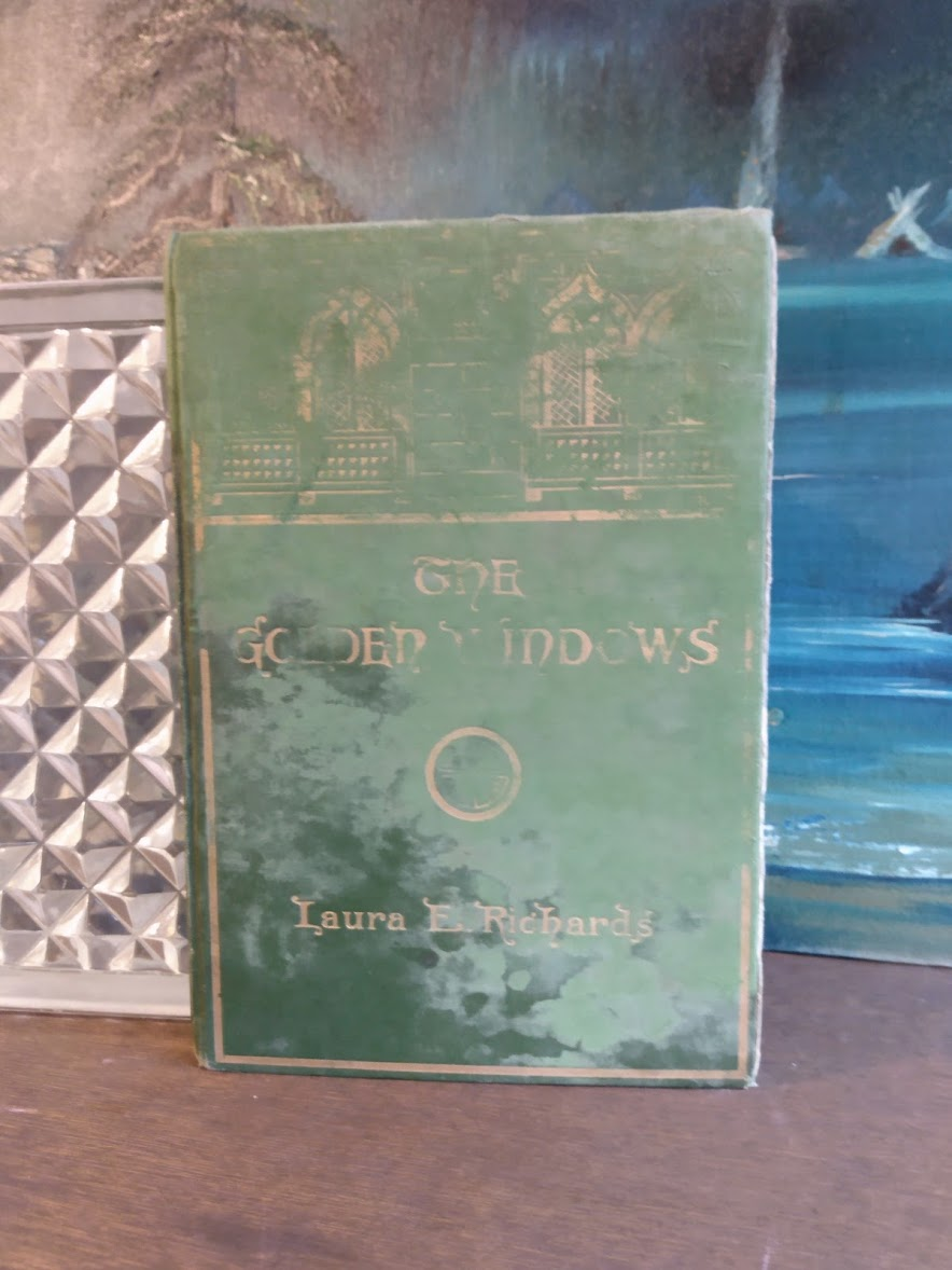 1903 The Golden Windows - A Book Of Fables For Young And Old