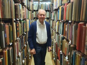 Berkelouw image in article about bookshops with Jewish history