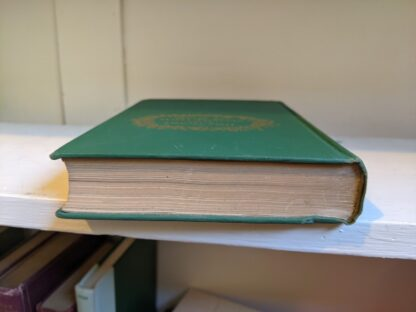 Fore edge of textblock - 1939 Wild Flowers of the Northern States and Canada by Arthur Craig Quick