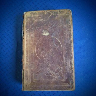1845 The Life of our Lord and Saviour Jesus Christ to which is added a History of the Jews - by Rev. John Fleetwood