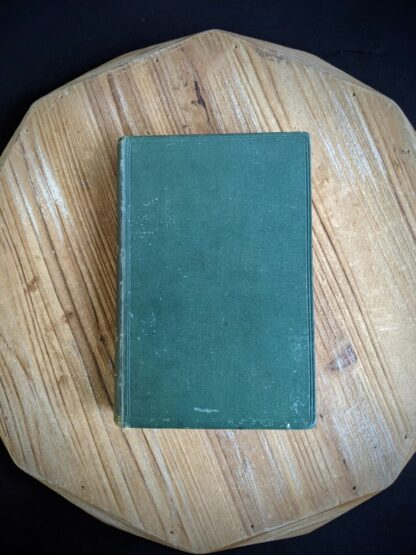 Front Panel on a uncommon copy of The Life and Adventures of Martin Chuzzlewit by Charles Dickens - Circa 1880's - undated
