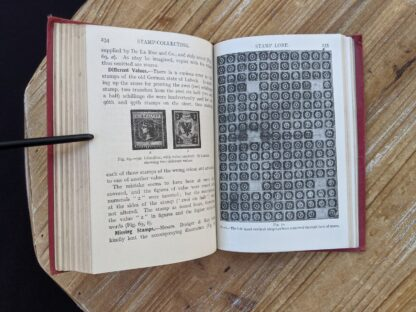 Stamp Collecting - A Guide for Beginners by A. B. Creeke - Circa 1910 - Stamp Lore